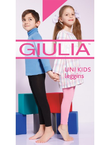 Giulia Uni Kids Baumwoll-Leggings, im Nylon und Strumpfhosen Shop