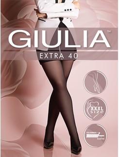 Giulia Extra 40 Stützstrumpfhose Übergröße