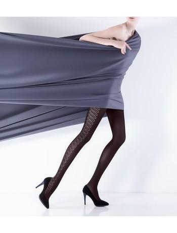 Giulia Rufina 100 #11 Strumpfhose nero