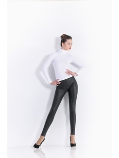 Giulia Leggy Strong #10 Lederleggings zum Pumps
