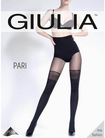 Giulia Pari 60 #25 Strumpfhose in Halterlosoptik