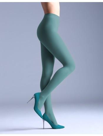 Giulia Samba 40 Strumpfhose in Farbe neo mint