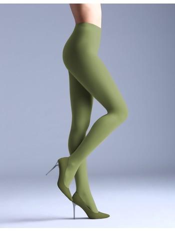 Giulia Samba 40 Strumpfhose in Farbe olive