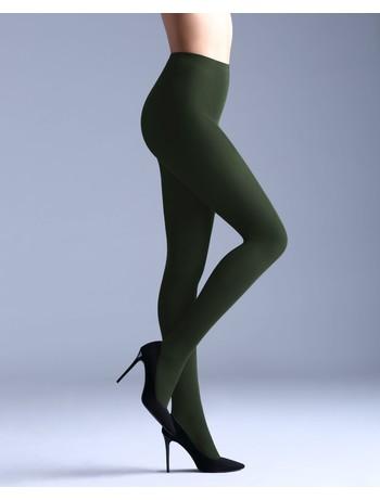 Giulia Samba 40 Strumpfhose in Farbe deep green