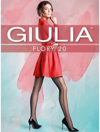 Giulia Flory 20 #18 Strumpfhose nero