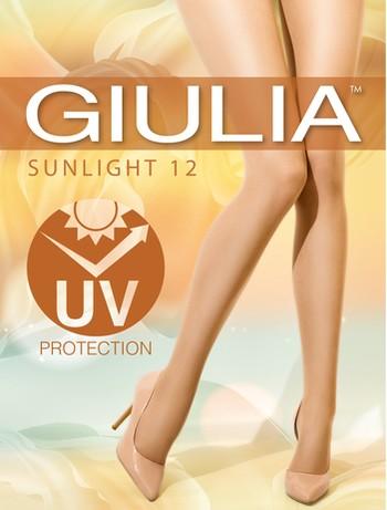 Gulia Sunlight 12 UV-Protection Strumpfhose