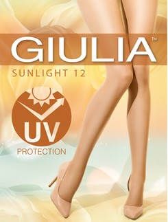 Gulia Sunlight 12 UV-Protection Strumpfhose