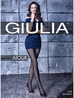 Giulia Ajour 60 -3 Strumpfhose