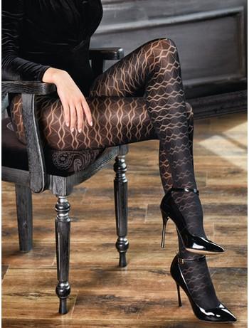 Giulia Nina 60 #1 Strumpfhose nero