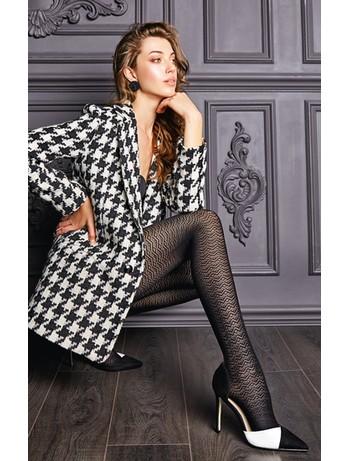Giulia Tiffany 80 #11 Strumpfhose nero