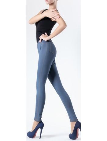 Giulia Leggy Jeans #4 Jeggings blue