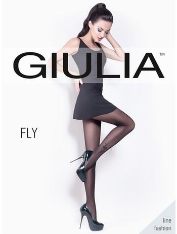 Giulia Fly 20 #70 Srumpfhose mit Tatoo, im Nylon und Strumpfhosen Shop