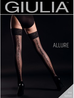 Giulia Allure 20 #2 Fashion Halterlose Str�mpfe