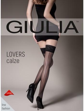 Giulia Lovers Calze 20 #2 halterlose Strümpfe