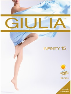 Giulia Infinity 15 Sommerstrumpfhose
