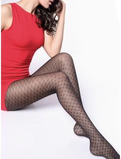 Giulia Miriam 20 #3 patterend tights