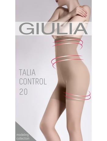 Giulia Talia Control 20 figurformende Feinstrumpfhose daino