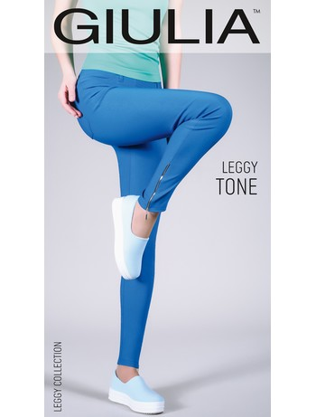 Giulia Leggy Tone #4 - Leggings deep blue