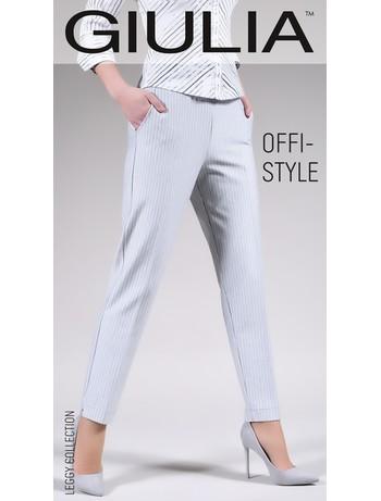 Giuila Offi-Style #2 - Leggings light melange