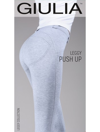Giulia Leggy Push Up Po - Leggings