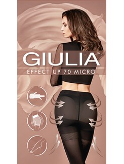 GIULIA EFFECT UP 70 Shaping Strumpfhose