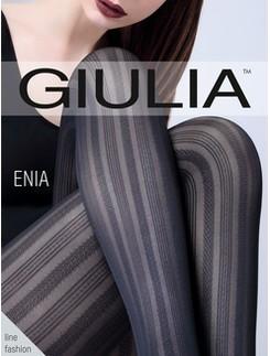 Giulia Enia 60 #3 gemusterte Feinstrumpfhose