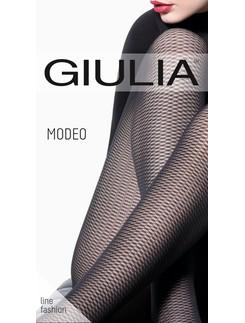 Giulia Modeo 60 #1 fein gemusterte Strumpfhose