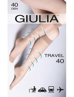 Giulia Travel 40 leicht stützende Kniestrümpfe