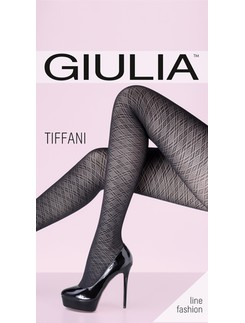 Giulia Tiffani 80 #2 Fashion Line Strumpfhose