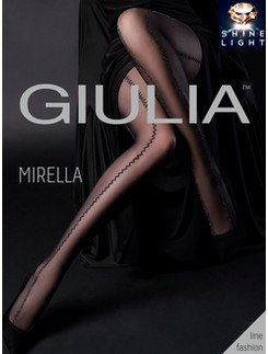 Giulia Mirella 20 #3 shine light Strumpfhose