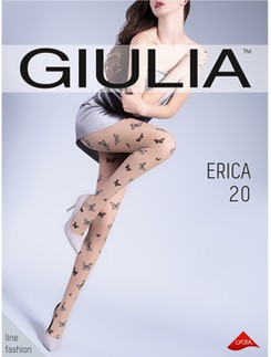 Giulia Erica 20 #4 Strumpfhose mit Schmetterlingen