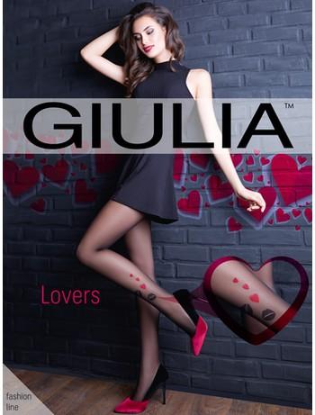 Giulia Lovers 20 #11 Strumpfhose nero