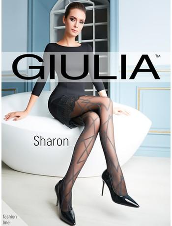 Giulia Sharon 20 #1 Strumpfhose nero