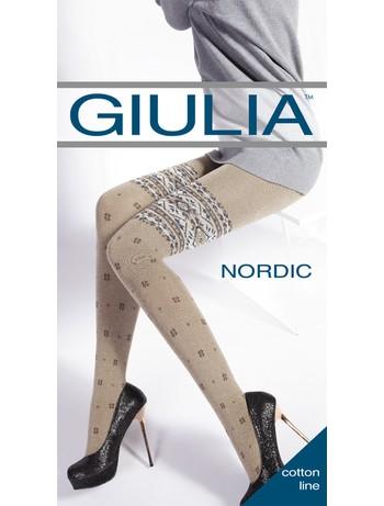GIULIA Nordic 150 #22 Baumwollstrumpfhose, im Nylon und Strumpfhosen Shop