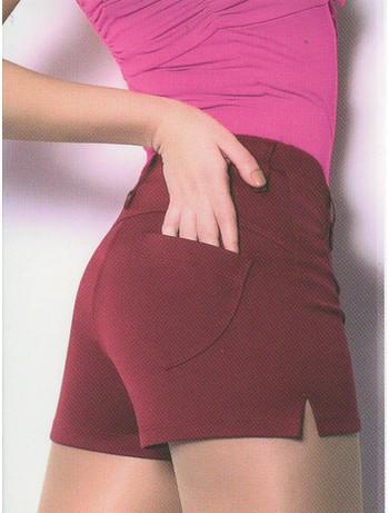 Giulia Shorts Mini Model 5 bordeaux
