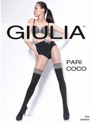GIULIA Pari COCO Fashion Strumpfhose, im Nylon und Strumpfhosen Shop