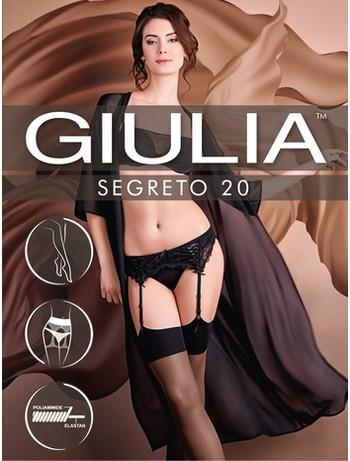Giulia Segreto 20 Strapsstrümpfe