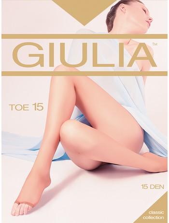 GIULIA Toe 15 Strumpfhose