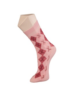 Giulia Rosa Baumwoll Socken
