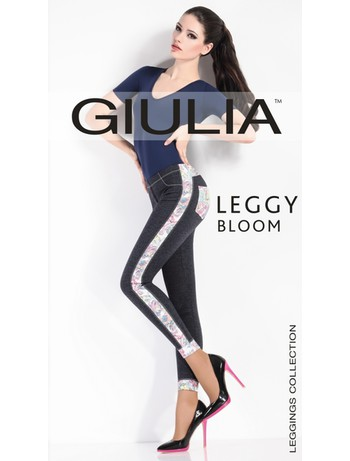 Giulia Leggy Bloom Model 3 Leggings, im Nylon und Strumpfhosen Shop