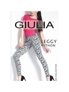 Giulia Leggy Python Leggings Schlangenhaut