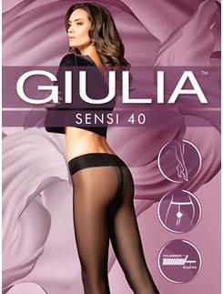 Giulia Sensi 40 Hüftstrumpfhose 40DEN