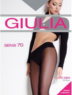 Giulia Sensi 70 halbblickdichte Hüftstrumpfhose