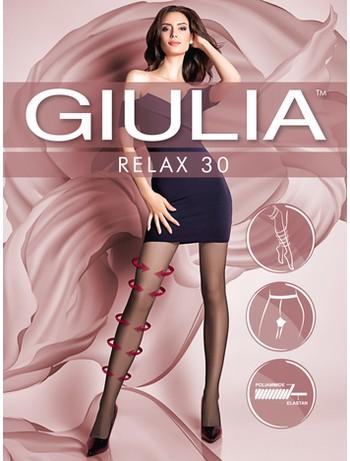Giulia Relax 30 Stützstrumpfhose