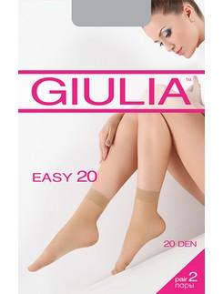 Giulia Easy20 Feinsöckchen im Doppelpack