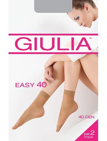 Giulia Easy 40 Feinsoeckchen im Doppelpack, im Nylon und Strumpfhosen Shop