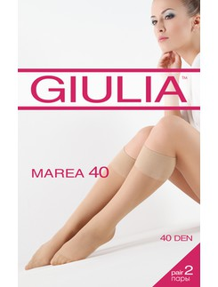 Giulia Marea 40 Kniestrümpfe 2er-Pack