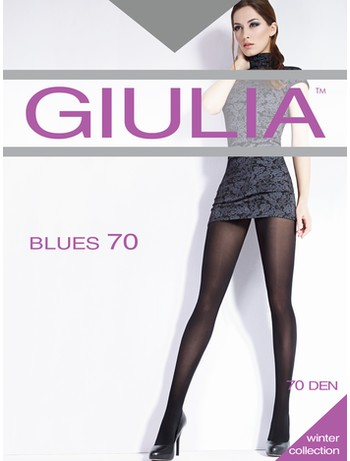 GIULIA Blues 70 Microfaser Strumpfhose, im Nylon und Strumpfhosen Shop