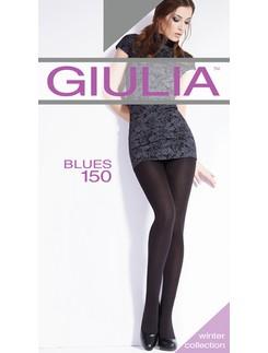 GIULIA BLUES 150 Microfaser Strumpfhose 3D