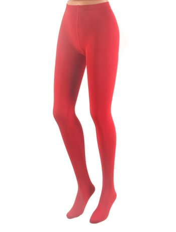 Giulia Galaxy 120 Strumpfhose china red